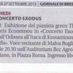 x_02.Economou a Ghedi, Giornale di Brescia, 27.09.2013, p.70