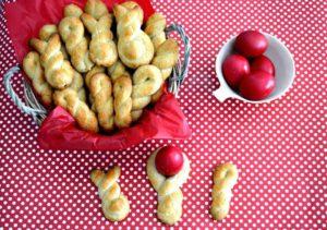 Πασχαλινά κουλουράκια-Biscotti di Pasqua (Paschalinà kuluràkia)