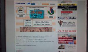 """""""Welfare Cremona Network"""" del 15/4/16"""
